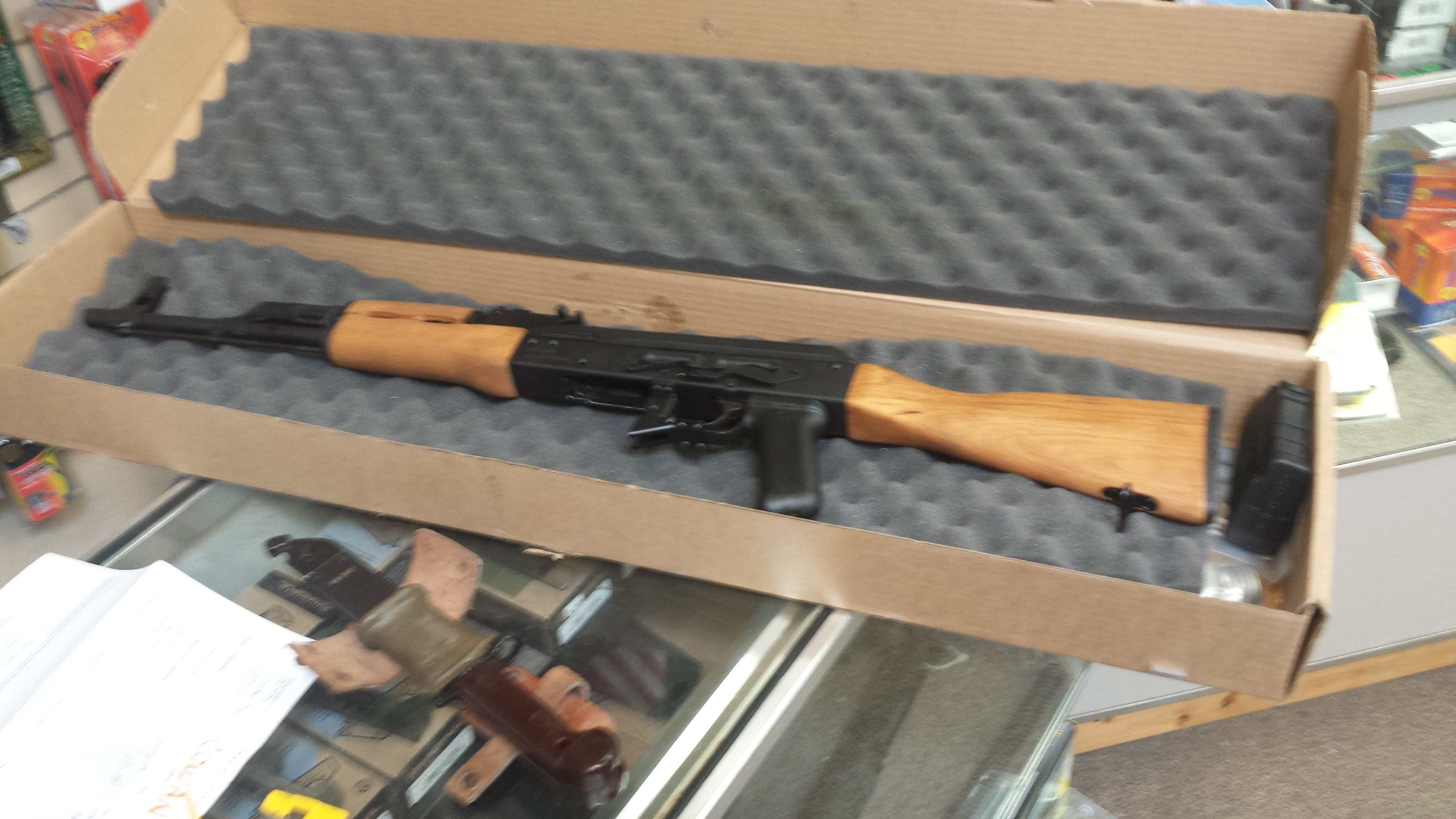 Wasr 10 AK 47