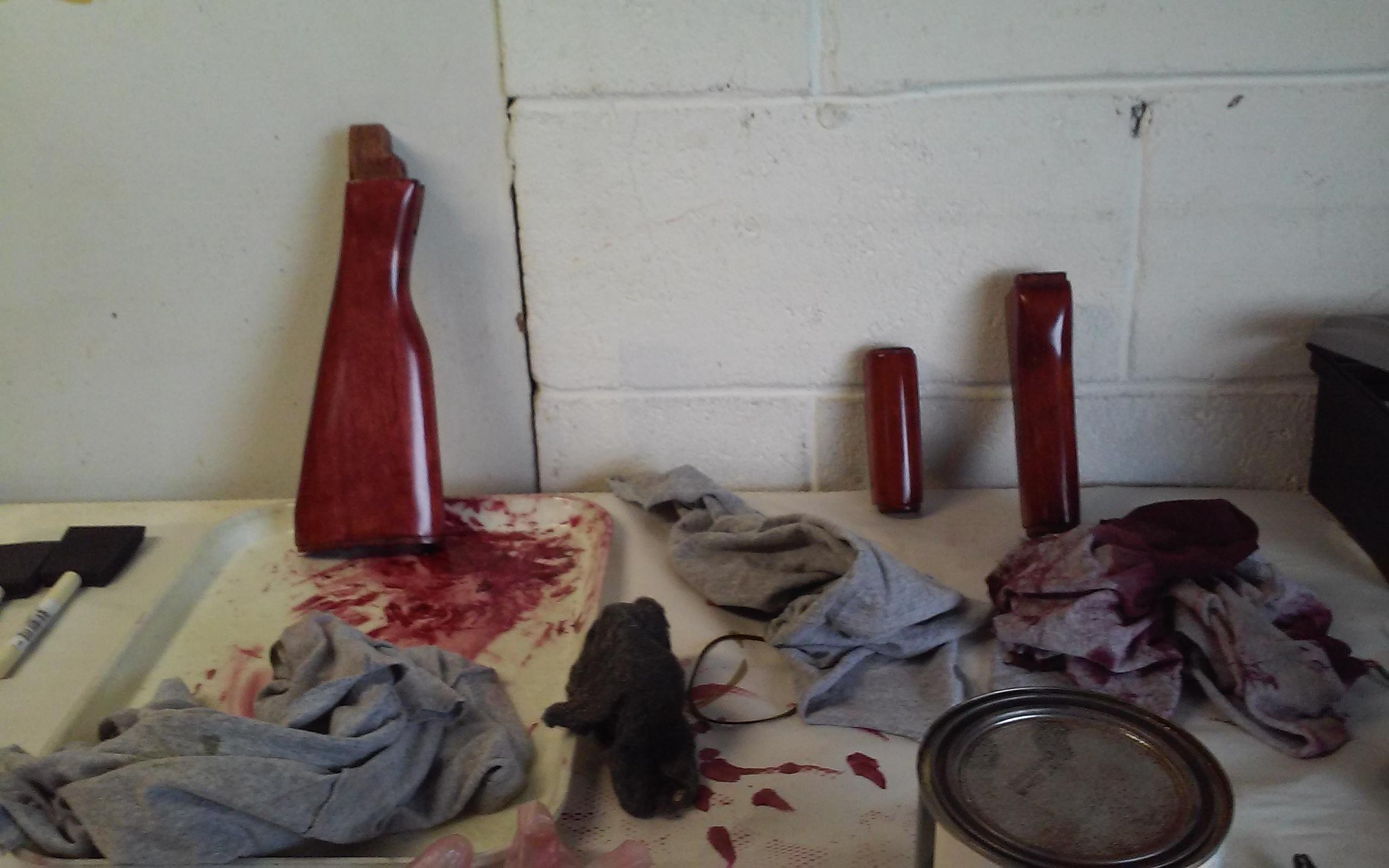 AK furniture Refinish