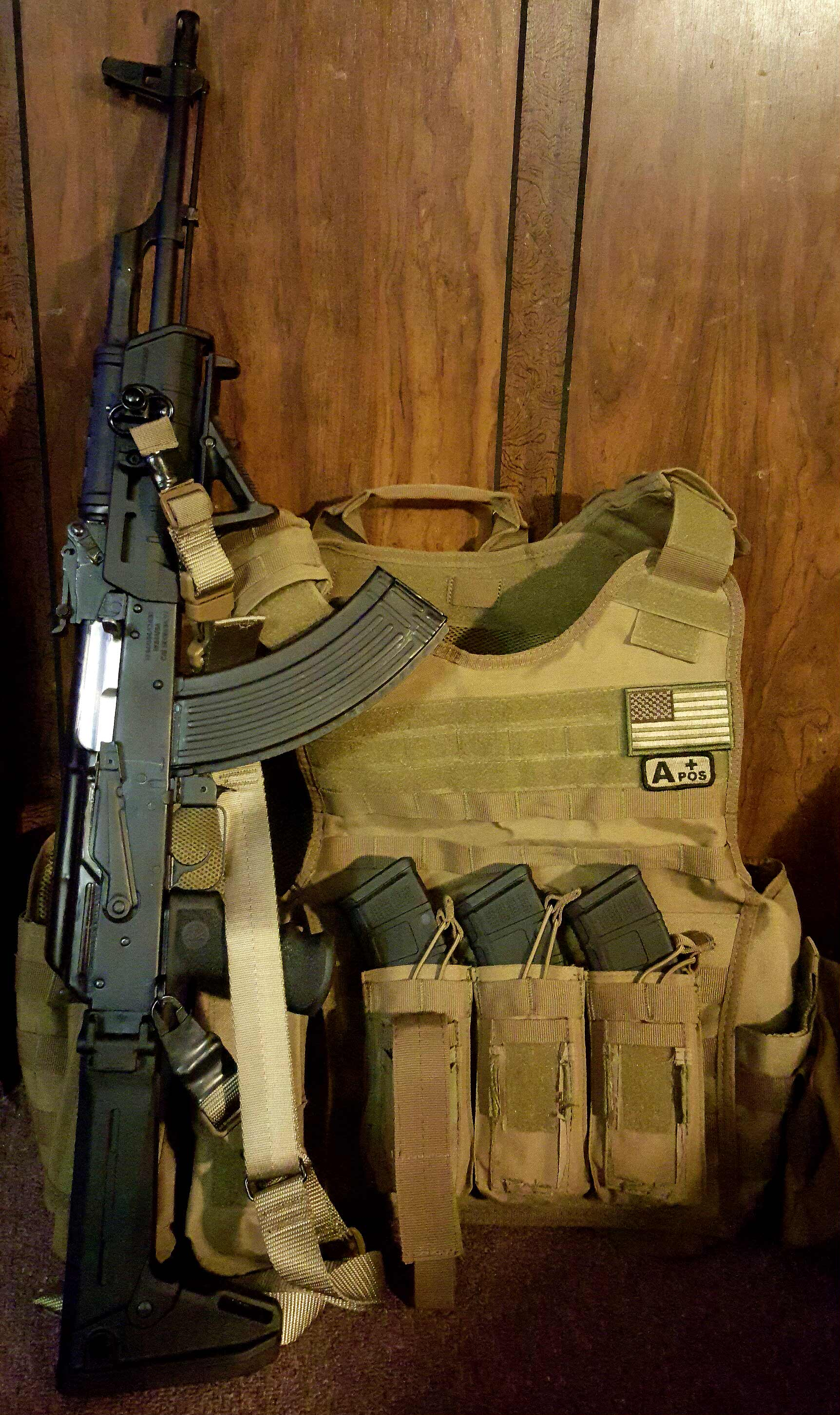 My WASR-10 AK