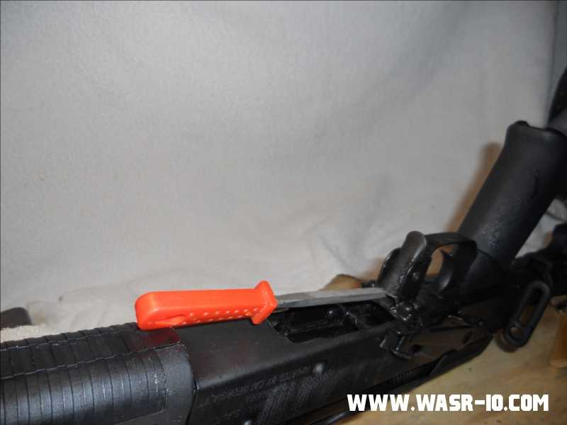 WASR-10 Mag Latch Fix