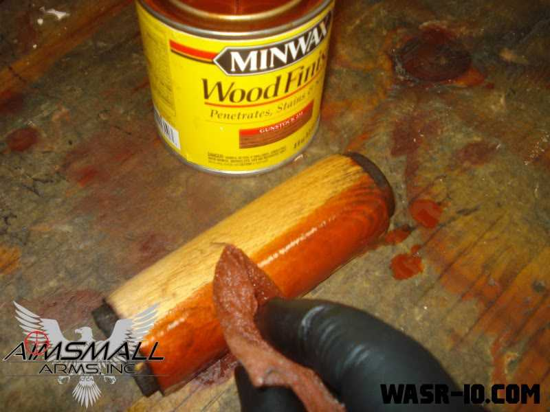 Can You Sand A Laminated Wood Stock Gun Stock Refinishing