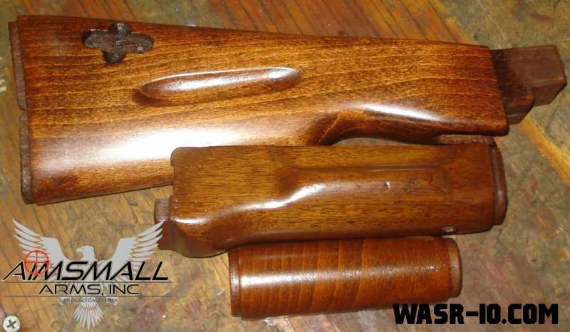 Refinishing Ak 47 Woodwork Wasr 10 Com