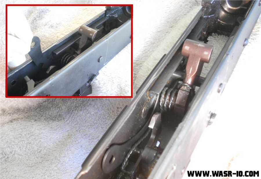 Installing the Krebs Pin Retainer Plate in the WASR-10