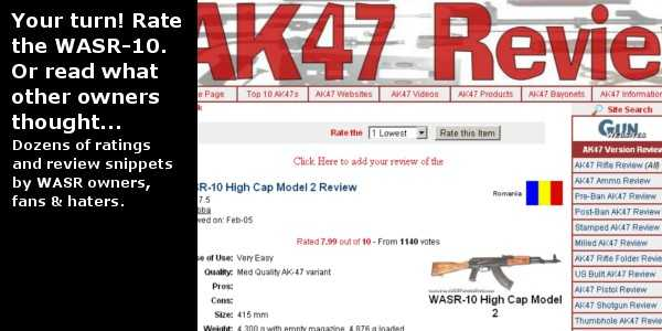 AK47review.com Collection of User Reviews