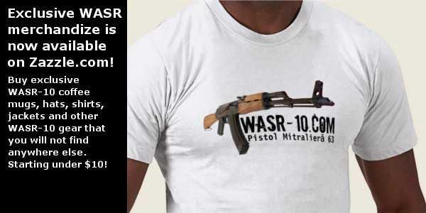Buy WASR-10 Merchandise