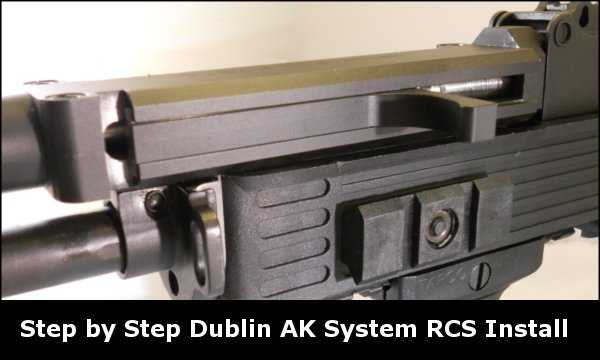 How to Install the Dublin AK Systems Ratchet Charging System (RCS)