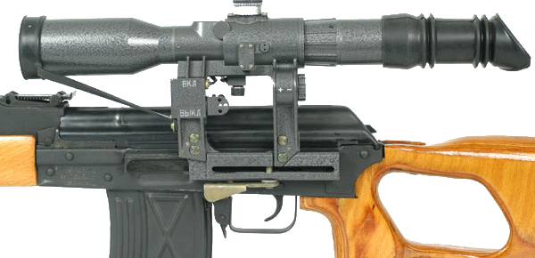 POSP Scope Mounted
