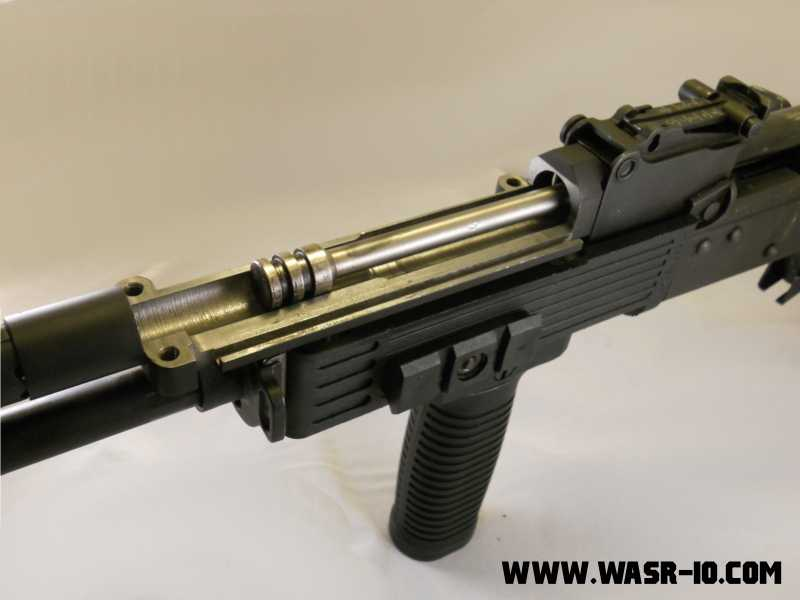 Dublin AK Systems 2nd Gen RCS Install - Re-installing the Bolt Carrier