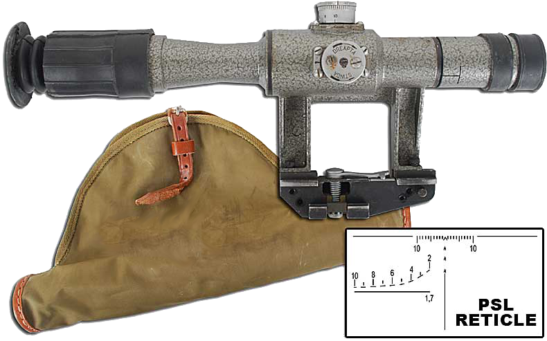 Romanian PSO Scope Detail