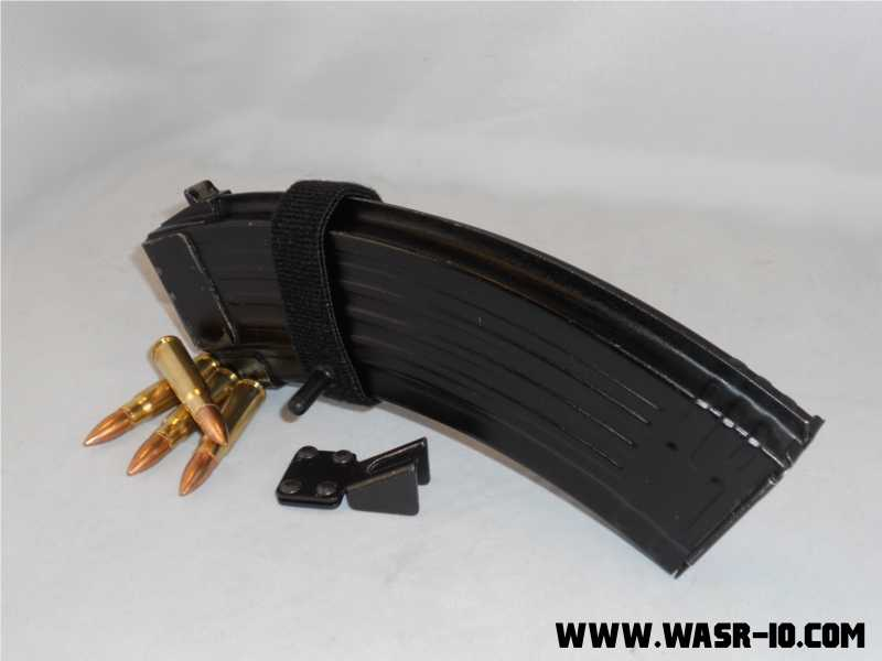 Solar Tactical's ak-47 Rapid Reload Tool and magazine lock