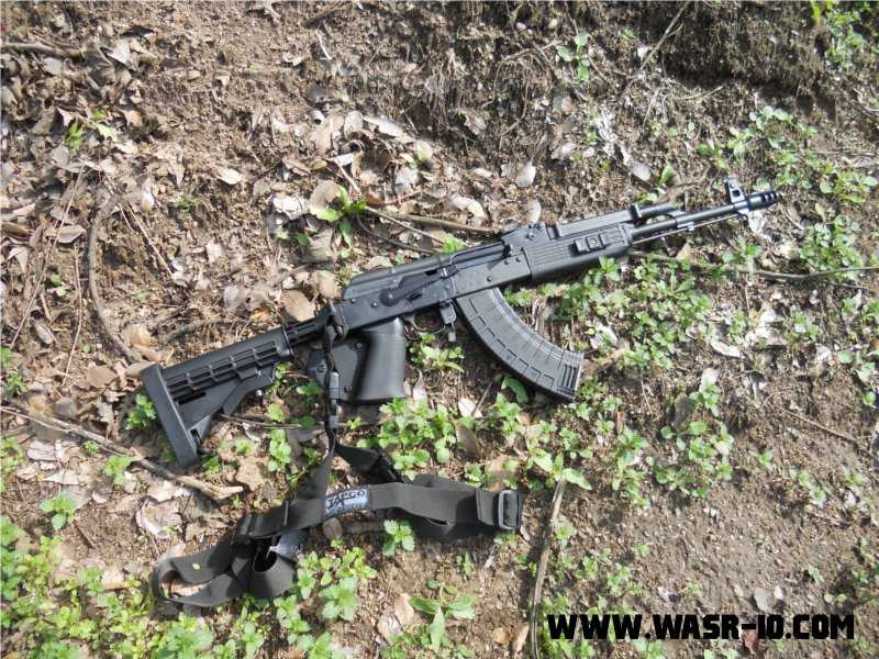 Featureless California Legal GP WASR-10/63 AK-47