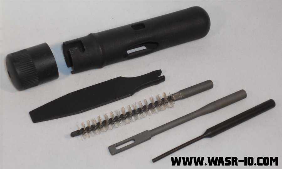 AK-47 Parts Breakdown | WASR-10 COM