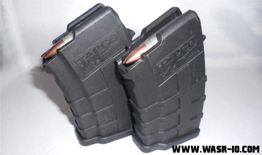 Tapco Intrafuse 10rd Mag's