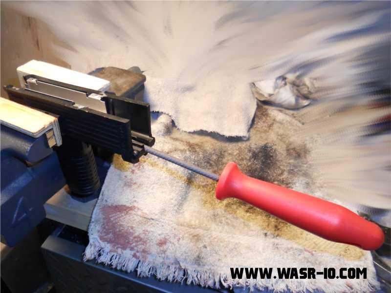 Tapco INTRAFUSE AK-47 Hand Guard Installation