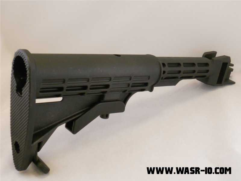 Tapco T6 Stock for Stamped Receiver