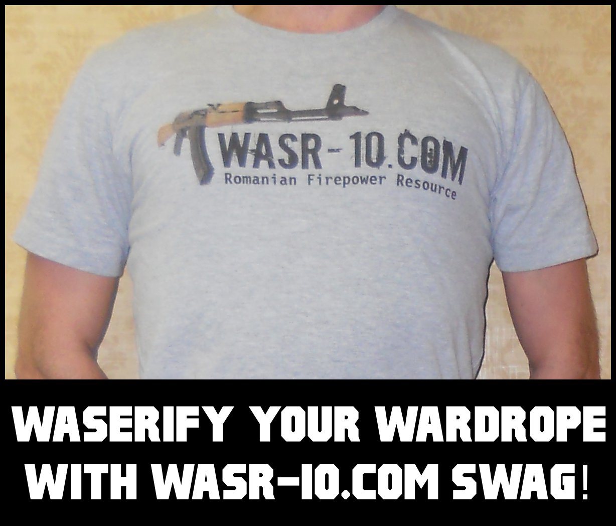 WASERIFY YOUR WARDROPE