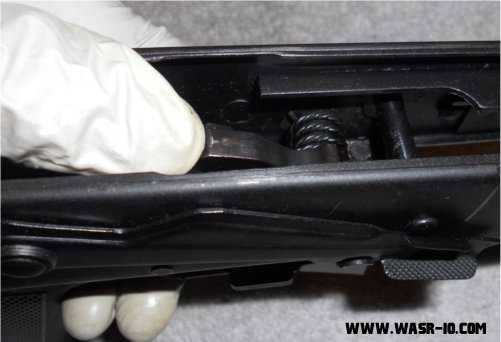 Cleaning the WASR-10 AKM / AK-47 - For Dummies | WASR-10 COM