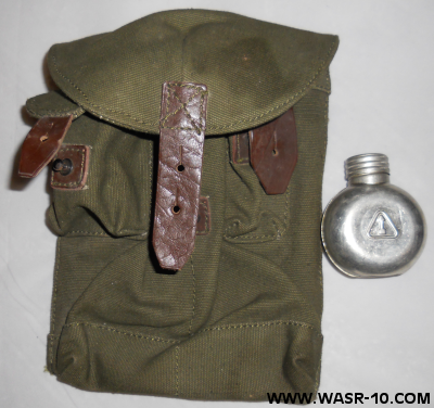 WASR-10 Mag Pouch & Oil Can