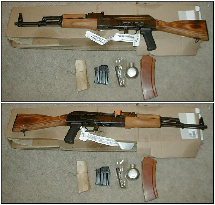 WASR-3 New In Box
