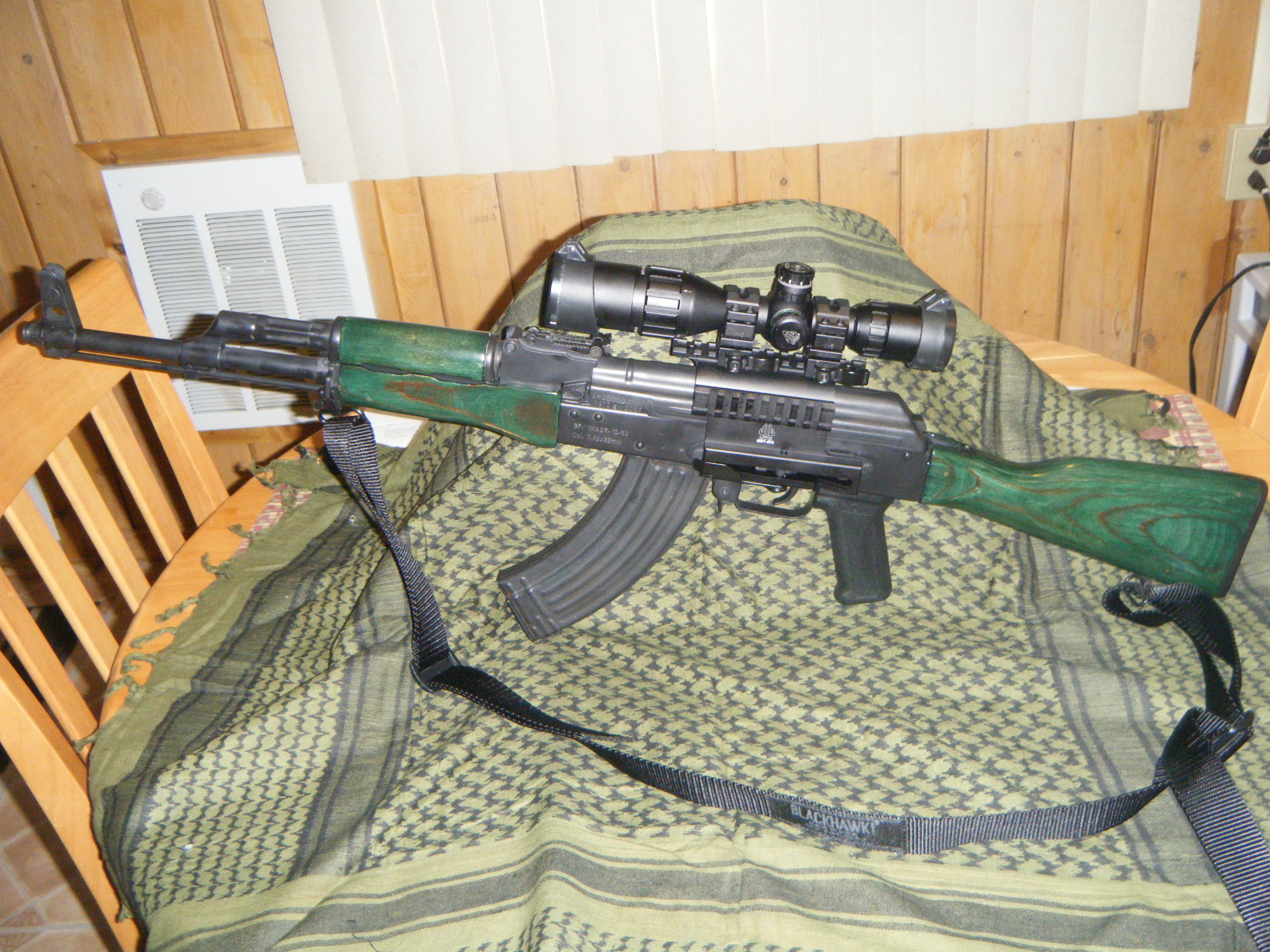 Wasr-10 green furniture