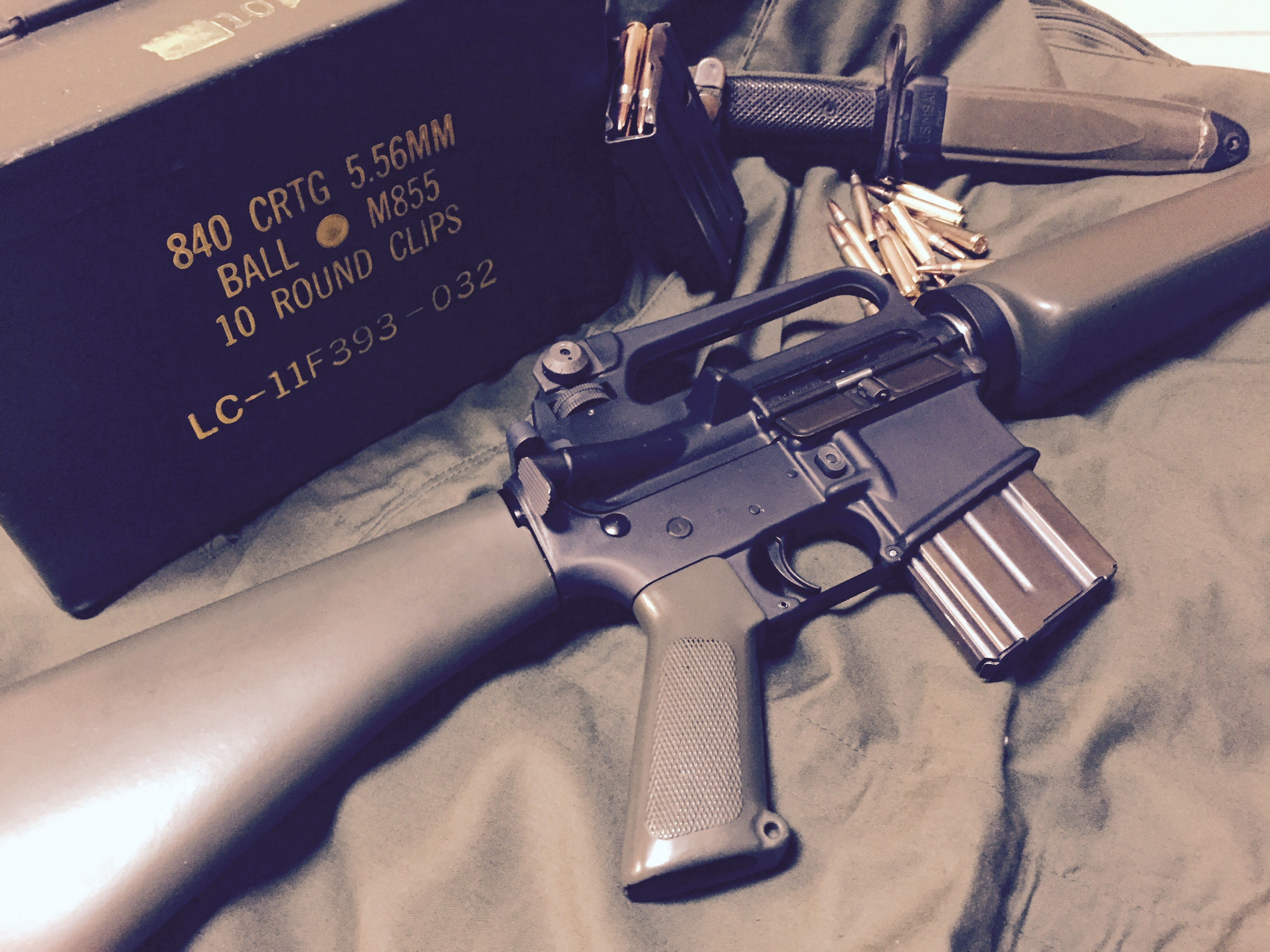 classic ar-15 picture